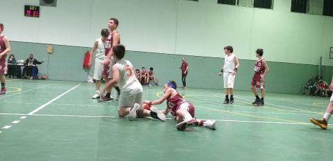 Under 13: Castellamonte Vs Lo.Vi Basket
