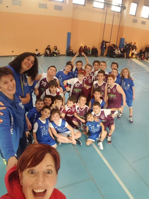 basket bambini borgaro,Scoiattoli: Sea Basket Vs Lo.Vi Basket