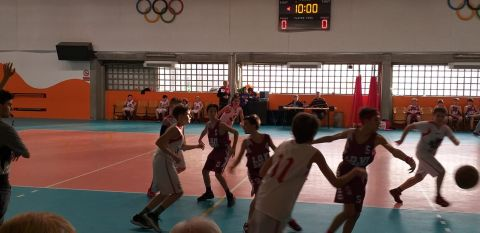 basket bambini borgaro,Under 13: Golden River Vs Lo.Vi Basket