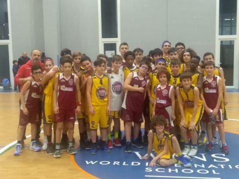 Amichevole Under 13: Lo.Vi Basket Vs Fiat Torino
