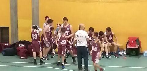 Under 13: Victoria Pallacanestro Vs Lo.Vi Basket