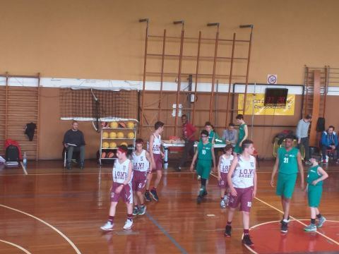 Under 13: Reba Vs Lo.Vi Basket