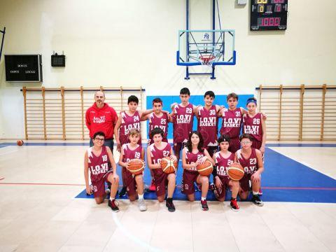 Ragazzi CSI: PNC vs Lo.Vi Basket