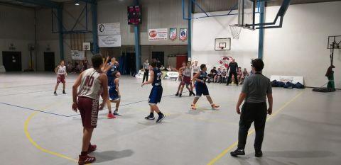 Under 14: Lo.Vi Basket vs Alfieri Torino