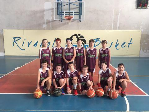 Aquilotti 2° Anno: Usac Rivarolo Vs Lo.Vi Basket