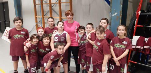 Scoiattoli 2011/12: Derby di Borgaro