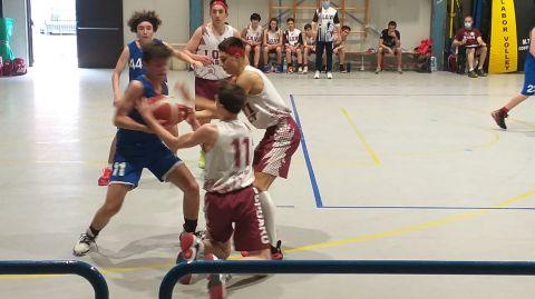 Under15: Lo.Vi Basket vs Basket Venaria 74 - 66