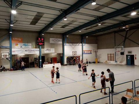 Under 13 (2009): Lo.Vi Basket Borgaro vs PNC 49 - 62