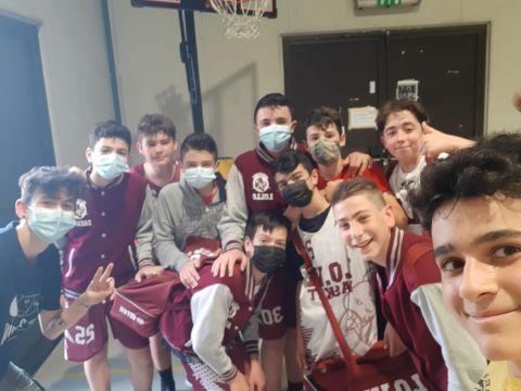 Under 13 (2008): Lo.Vi Basket vs Eridania 86 - 22