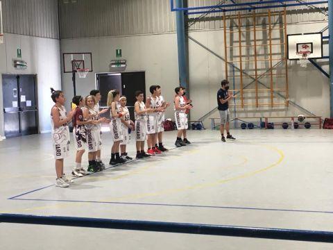 Under 13(2009): Lo.Vi Basket vs Monte Emilius 121-33