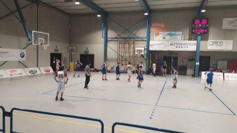 Under 13 (2009): Lo.Vi Basket vs Cus To 37-62